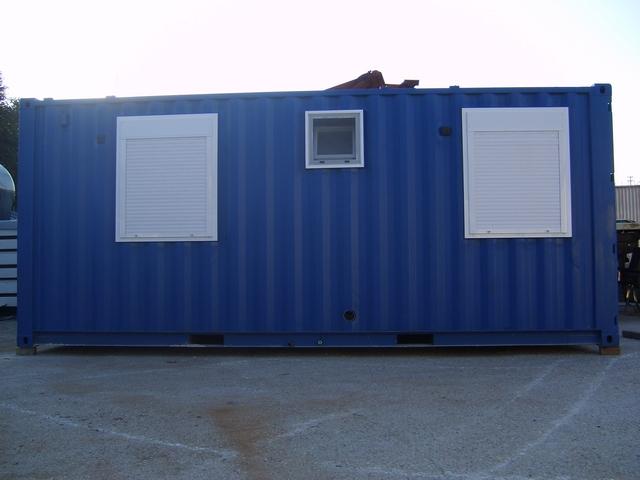 Container Ufficio Usati A Lecce : Container standard prefabbricati standard prefabbricati