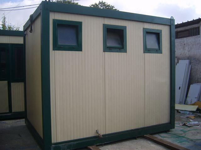 Formil Roma Prefabbricati Monoblocchi Container Box